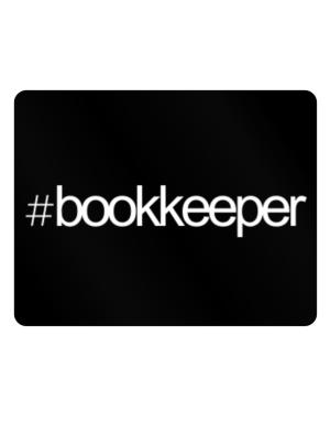 Hashtag Bookkeeper Parking Sign - Horizontal