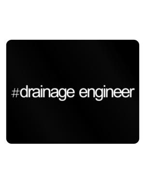 Hashtag Drainage Engineer Parking Sign - Horizontal
