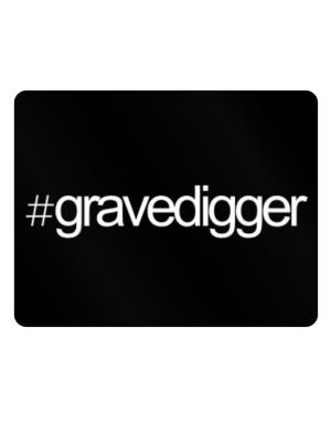 Hashtag Gravedigger Parking Sign - Horizontal