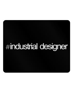 Hashtag Industrial Designer Parking Sign - Horizontal