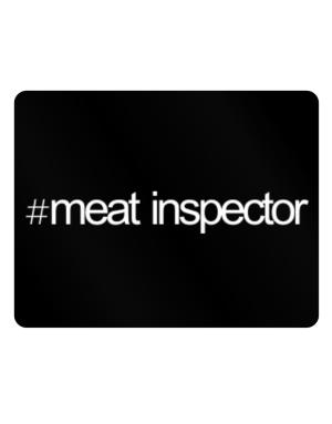 Hashtag Meat Inspector Parking Sign - Horizontal