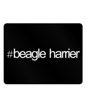 Hashtag Beagle Harrier Parking Sign - Horizontal