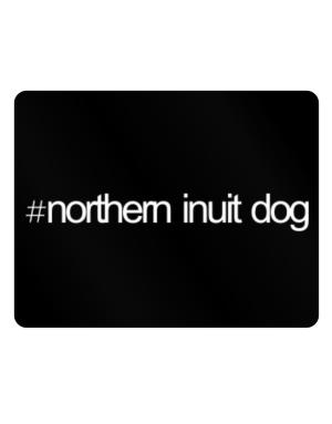 Hashtag Northern Inuit Dog Parking Sign - Horizontal