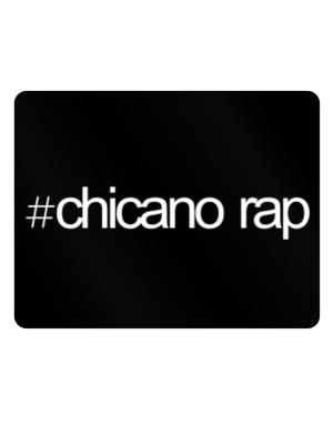 Hashtag Chicano Rap Parking Sign - Horizontal
