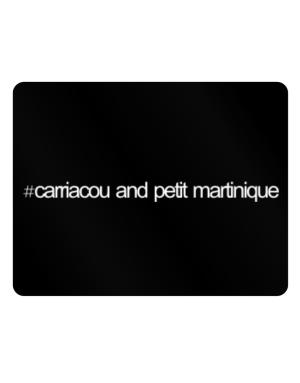Hashtag Carriacou And Petit Martinique Parking Sign - Horizontal