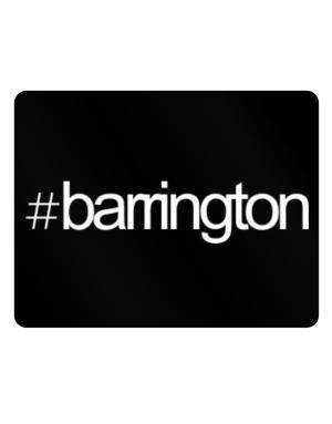 Hashtag Barrington Parking Sign - Horizontal
