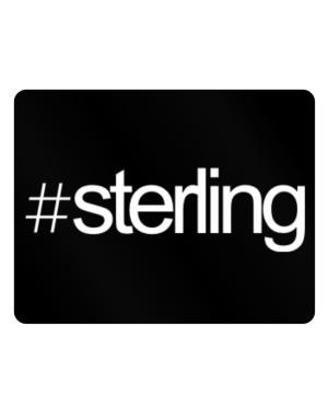 Hashtag Sterling Parking Sign - Horizontal