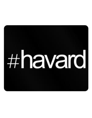 Hashtag Havard Parking Sign - Horizontal