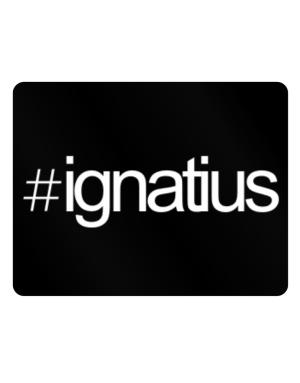 Hashtag Ignatius Parking Sign - Horizontal