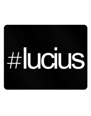 Hashtag Lucius Parking Sign - Horizontal