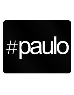 Hashtag Paulo Parking Sign - Horizontal