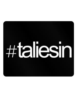 Hashtag Taliesin Parking Sign - Horizontal
