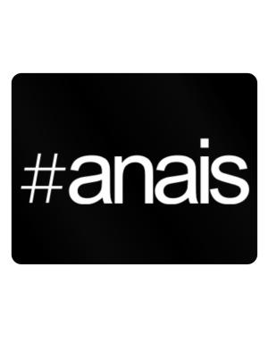 Hashtag Anais Parking Sign - Horizontal