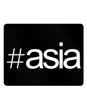 Hashtag Asia Parking Sign - Horizontal