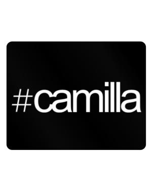 Hashtag Camilla Parking Sign - Horizontal
