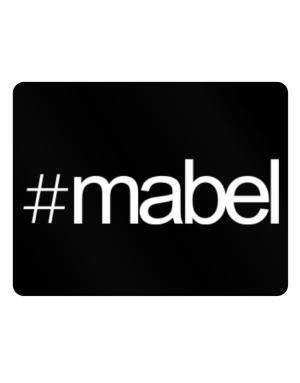 Hashtag Mabel Parking Sign - Horizontal