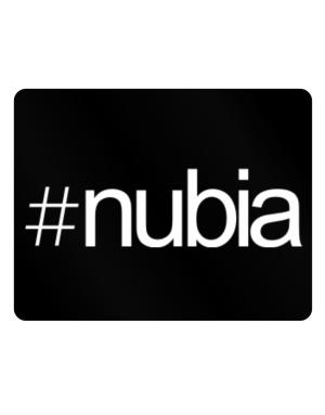 Hashtag Nubia Parking Sign - Horizontal