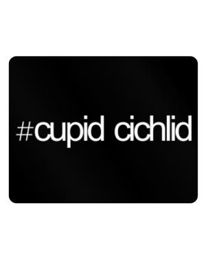 Hashtag Cupid Cichlid Parking Sign - Horizontal
