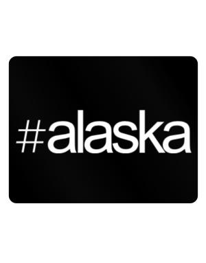 Hashtag Alaska Parking Sign - Horizontal