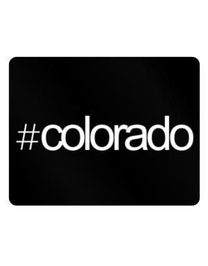Hashtag Colorado Parking Sign - Horizontal