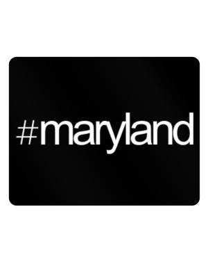 Hashtag Maryland Parking Sign - Horizontal