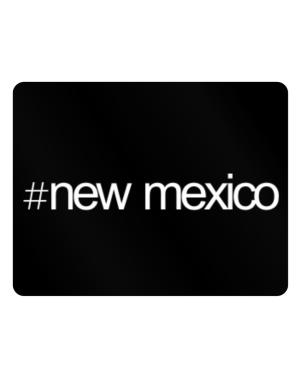 Hashtag New Mexico Parking Sign - Horizontal