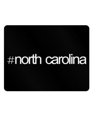 Hashtag North Carolina Parking Sign - Horizontal