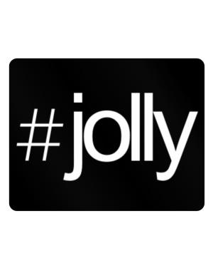 Hashtag jolly Parking Sign - Horizontal