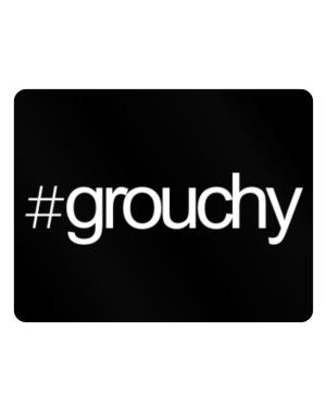 Hashtag grouchy Parking Sign - Horizontal