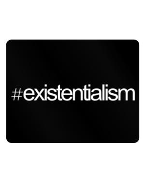 Hashtag Existentialism Parking Sign - Horizontal