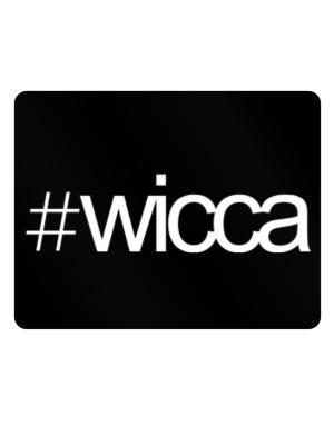 Hashtag Wicca Parking Sign - Horizontal