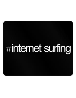 Hashtag Internet Surfing Parking Sign - Horizontal