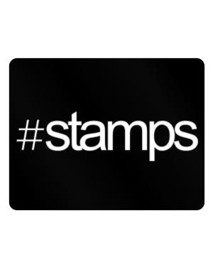Hashtag Stamps Parking Sign - Horizontal