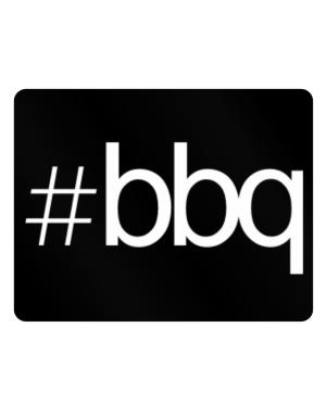 Hashtag BBQ Parking Sign - Horizontal