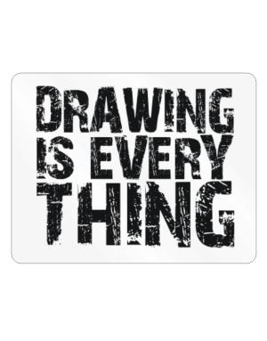 Drawing Is Everything Parking Sign - Horizontal