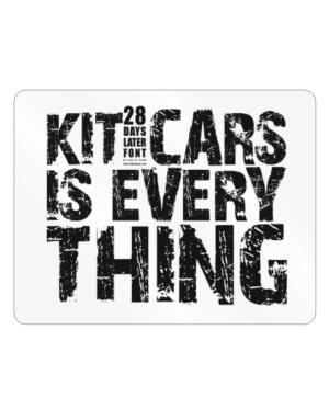 Kit Cars Is Everything Parking Sign - Horizontal