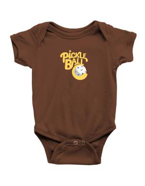 Pickleball Baby Bodysuit