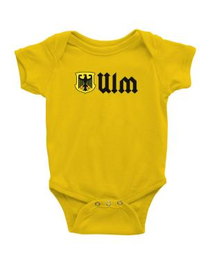 Ulm Germany Baby Bodysuit