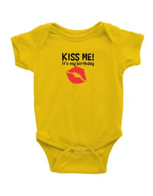 Enterizo de Bebé de Kiss Me! It