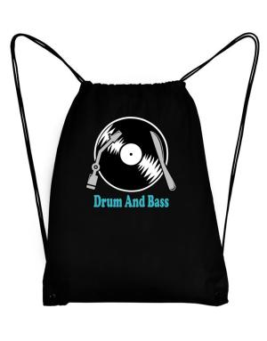 Drum And Bass - Lp Sport Bag