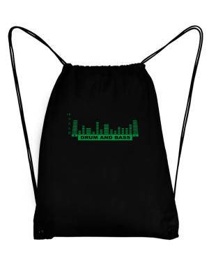 Drum And Bass - Equalizer Sport Bag