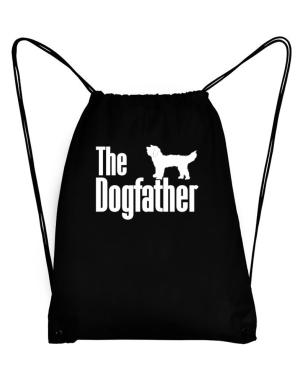 The dogfather Goldendoodle Sport Bag