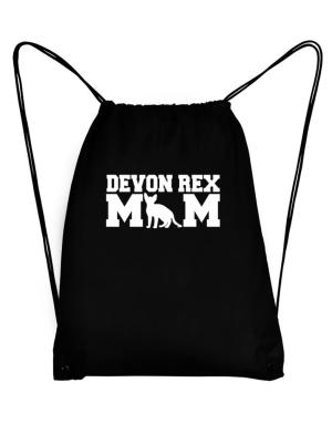 Devon Rex mom Sport Bag