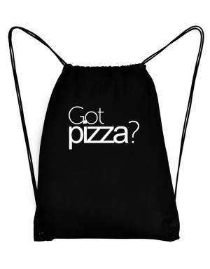 Got Pizza? Sport Bag