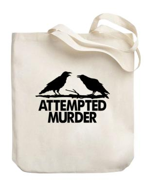 Bolso de Crows Attempted Murder