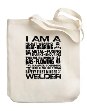 Bolso de I am a welder