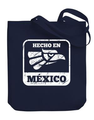 Hecho en Mexico Canvas Tote Bag