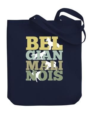 Belgian malinois Canvas Tote Bag