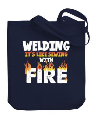 Bolso de Welding it