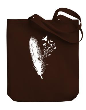Birds of a feather Canvas Tote Bag